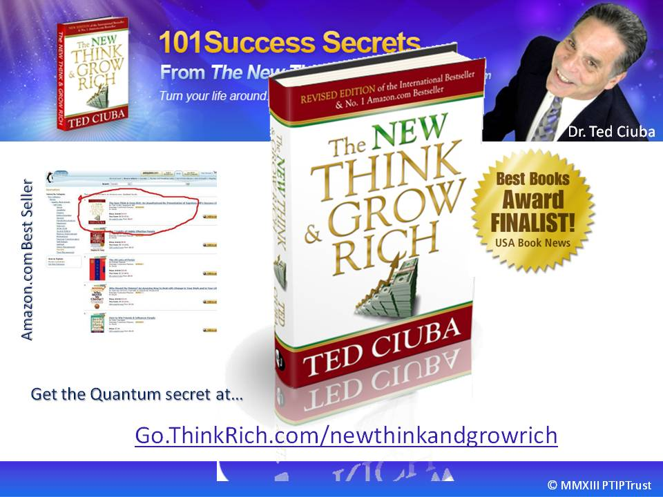 The New Think And Grow Rich, Revised Edition by Ted Ciuba