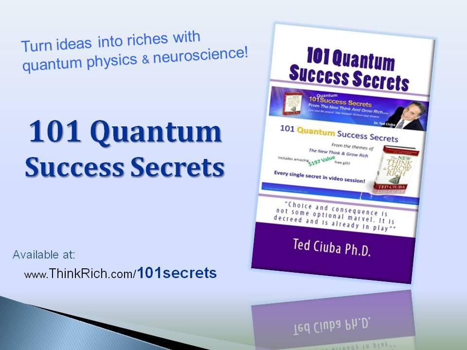 101 Success Secrets by Ted Ciuba