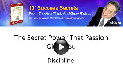 The Secret Power That Passion Gives You
