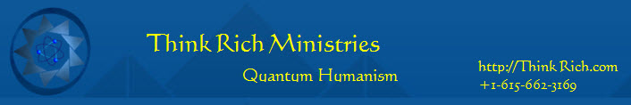 Donate To Think Rich Ministries