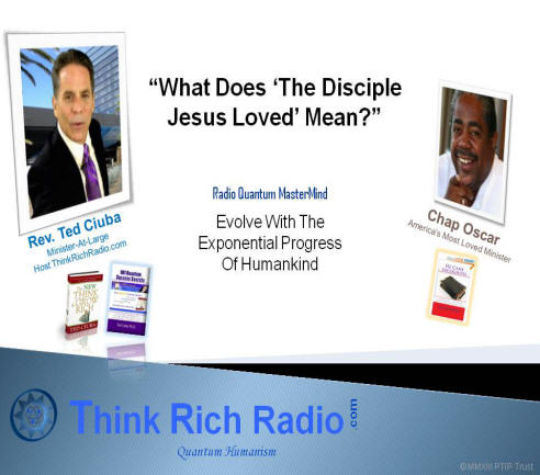 """What Does """"The Disciple Jesus Loved"""" Mean?"""