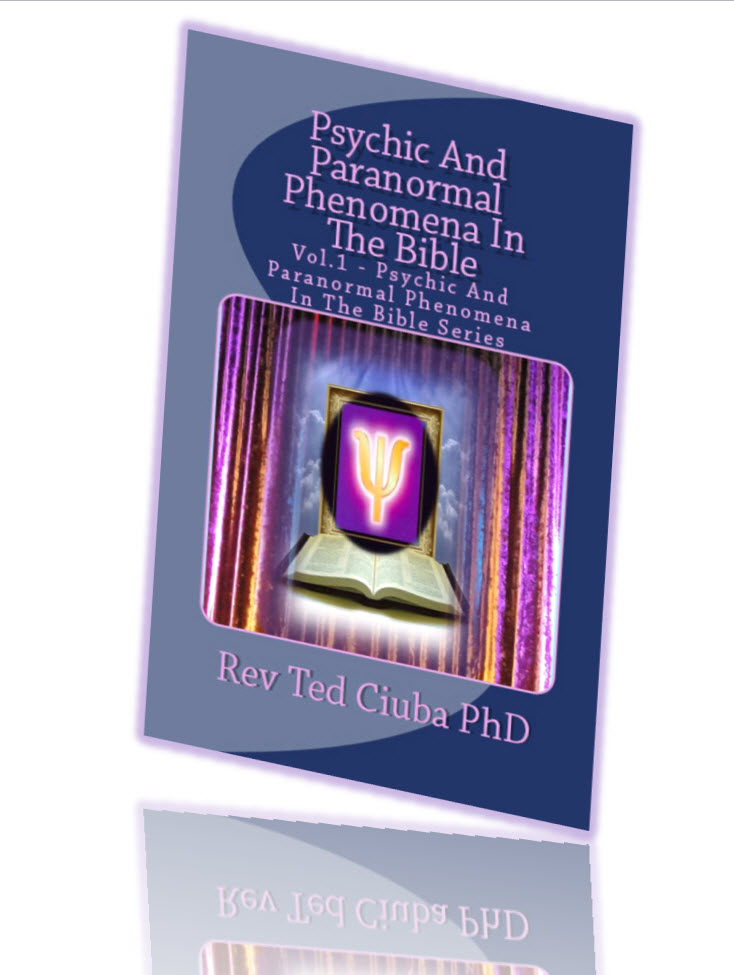 Psychic And Paranormal Phenomena In The Bible Series by the author