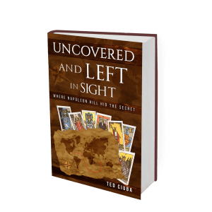 Uncovered And Left In Site - Ted Ciuba