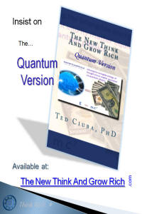 The New Think And Grow Rich by Ted Ciuba image