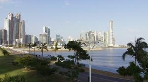 La Ciudad de Panama Bonita Desde Cinta Costera por Panama Ted