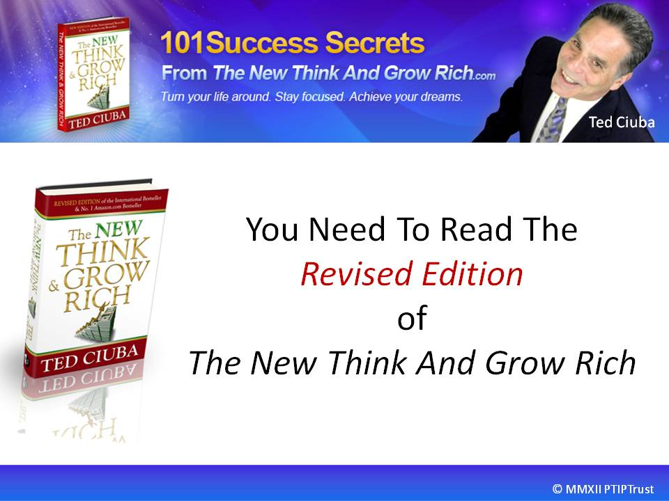 You Need To Read The Quantum Version Of The New Think And Grow Rich