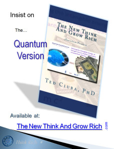 Order The New Think And Grow Rich - Quantum Version